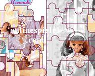barbie puzzle spiele